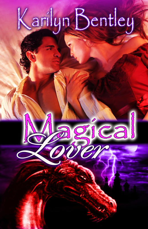 Magical Lover Cover Art